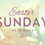 Easter Services – 2017